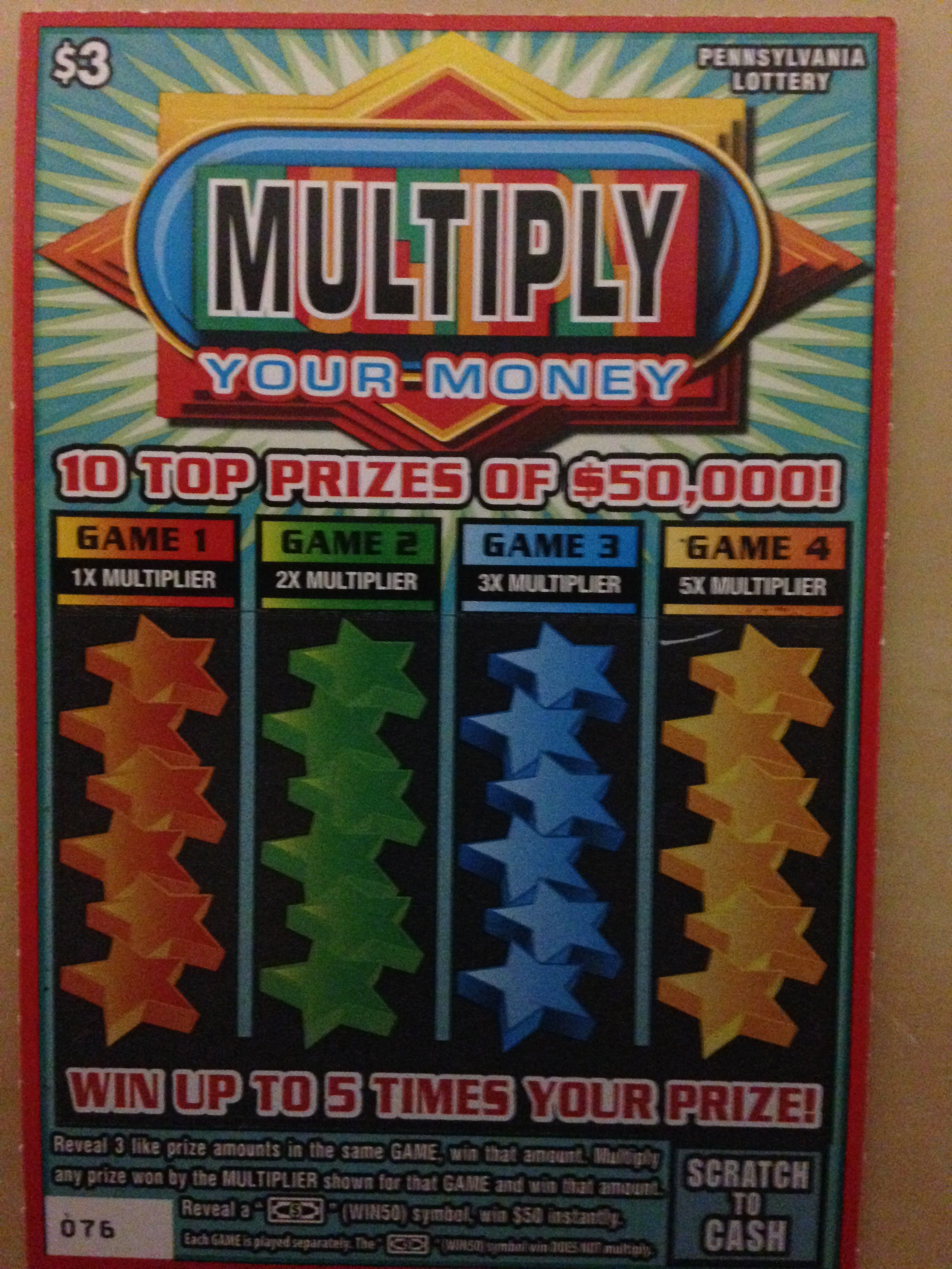 Content Marketing and The Scratch Off Lotto | ARTMAP INC