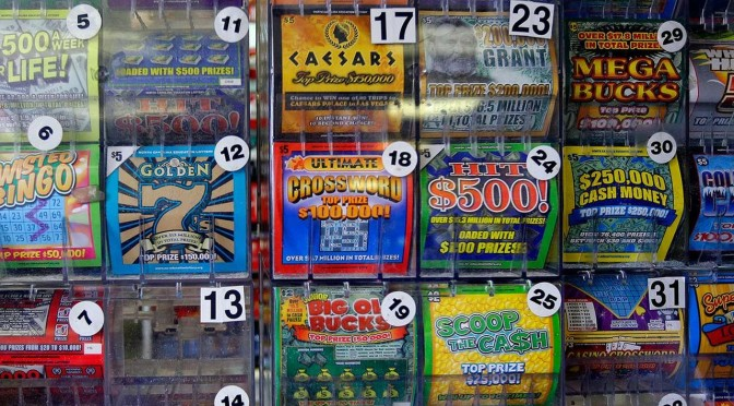 Content Marketing and The Scratch Off Lotto