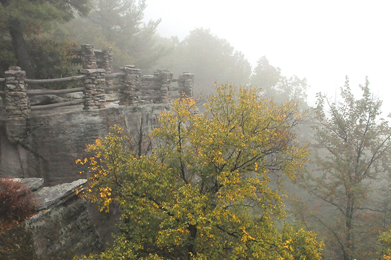 2011 West Virgina Fog