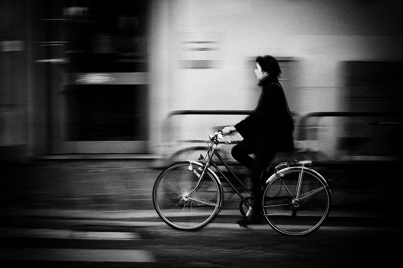 Bike Woman Bike