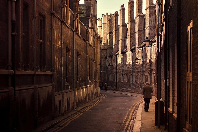 Cambridge Alley Way