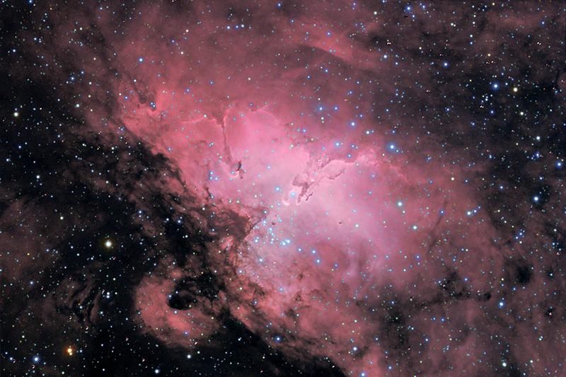 Eagle Nebula M 16