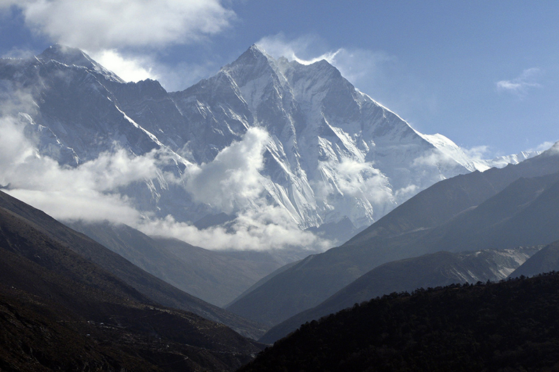 Everest & Lhotse