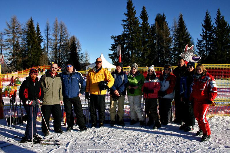 Family Fun in Ski Town