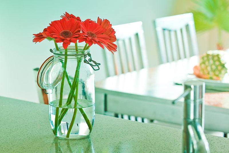 Flowers - Interior