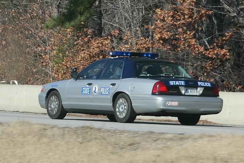 Highway State Trooper