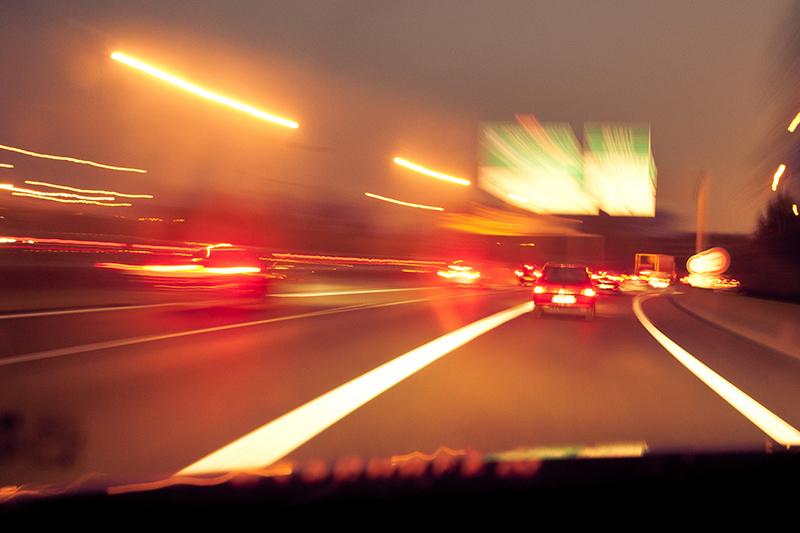 Highway blur