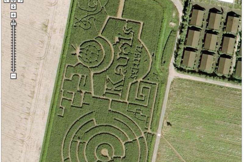 Karl's Maze
