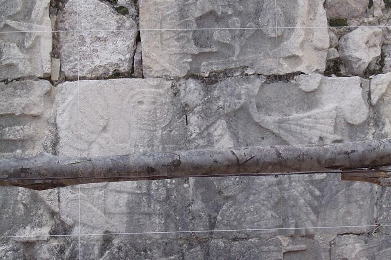 Mayan sports person