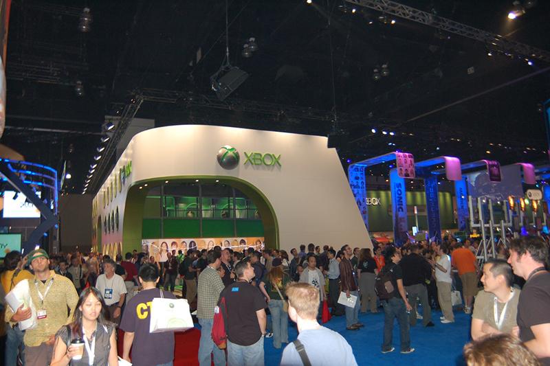 Microsoft Xbox Display