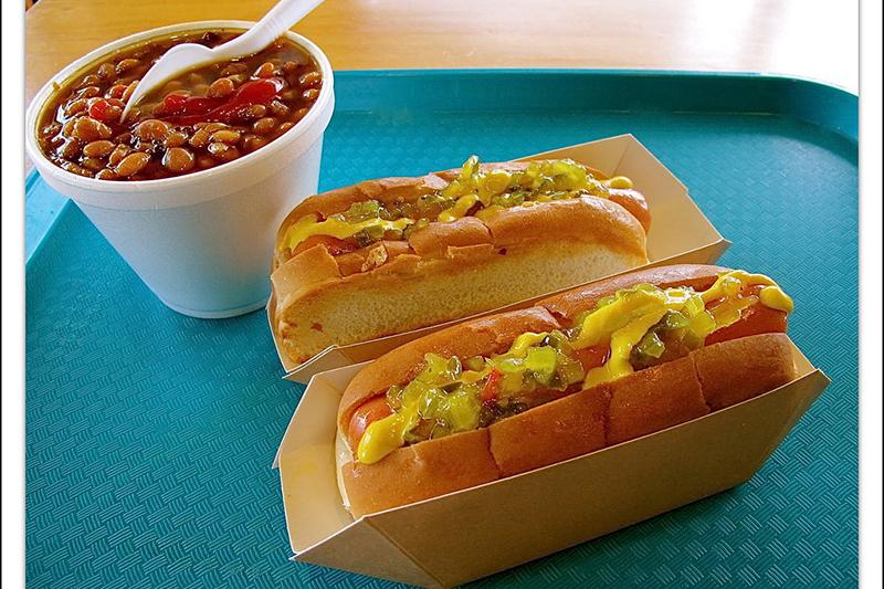 New England Hot Dog