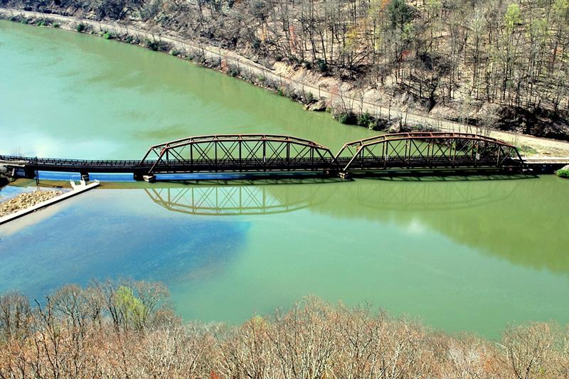 New River Railwoad Bridge