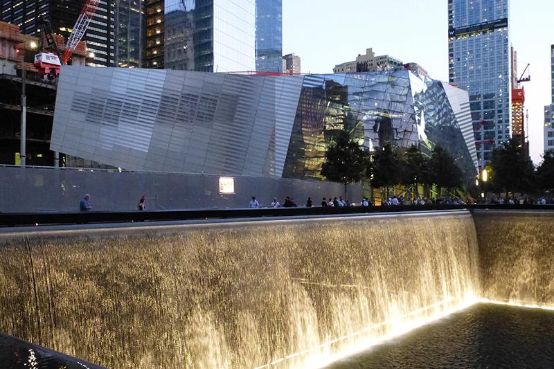 New York, NY 9-11 Memorial