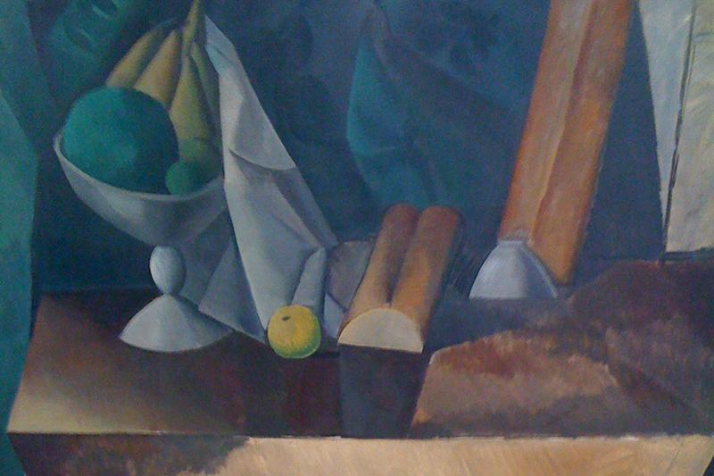 Picasso Fruit