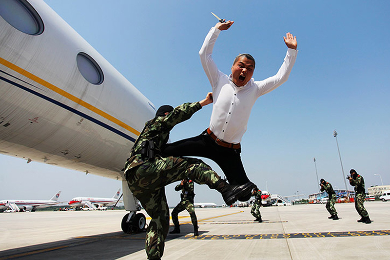 Plane Hijacker