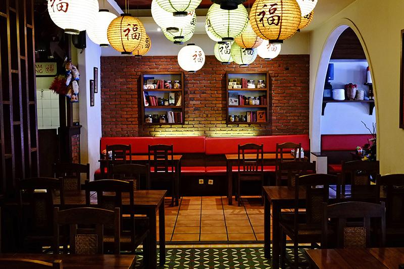 Restaurant Ambient