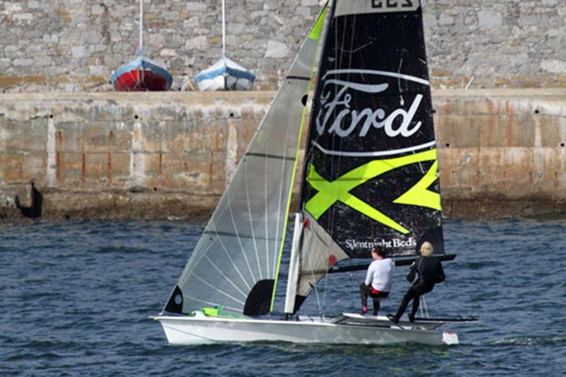 Sponsored Sailing.