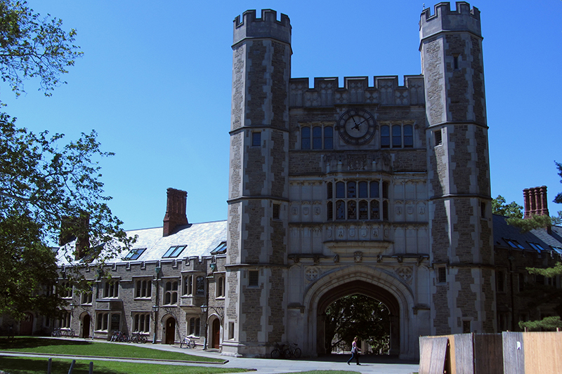 What up Princeton