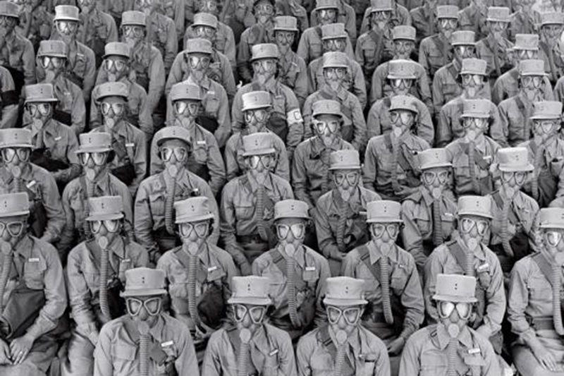 Woman's Auxiliar Army Crop (WAAC)