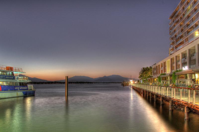 caims Wharf